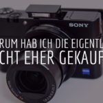 Sony RX100 M3 Testbericht