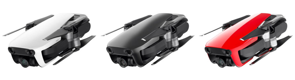 DJI Mavic Air Farben