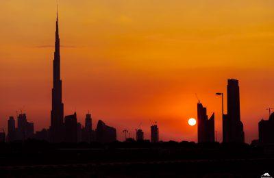 Dubai - Skyline – Burj Khalifa