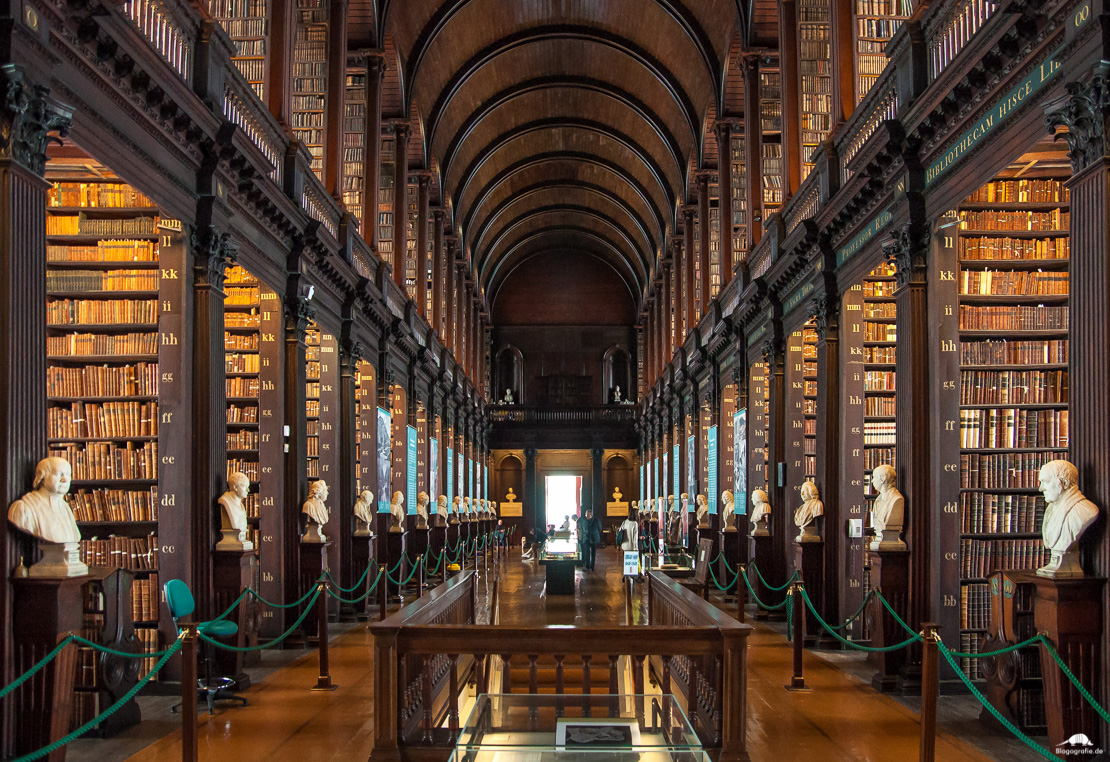Long Room Library