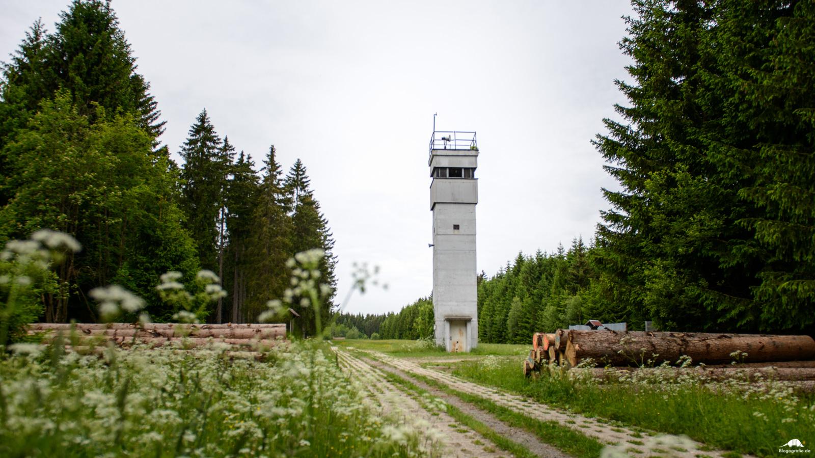 Grenzlandschaft Sorge - B-Turm