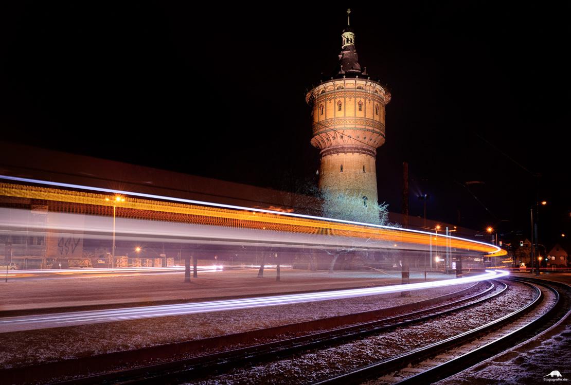 Wasserturm Halle
