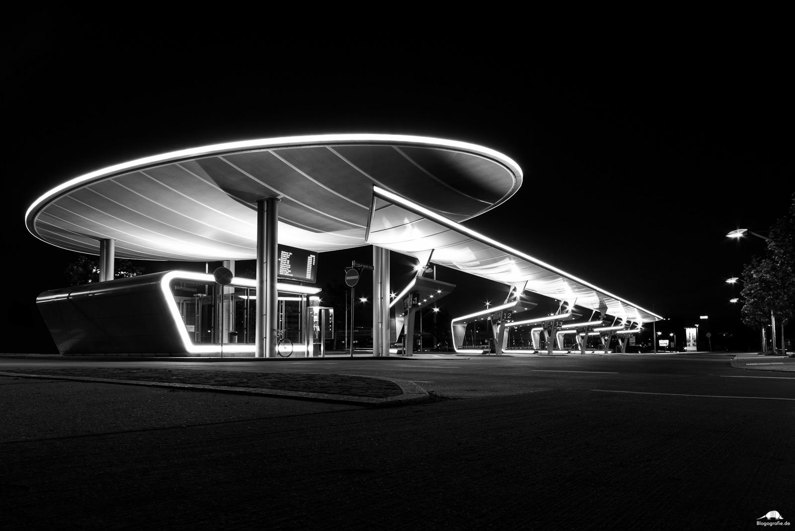Halle (Saale) - Busbahnhof