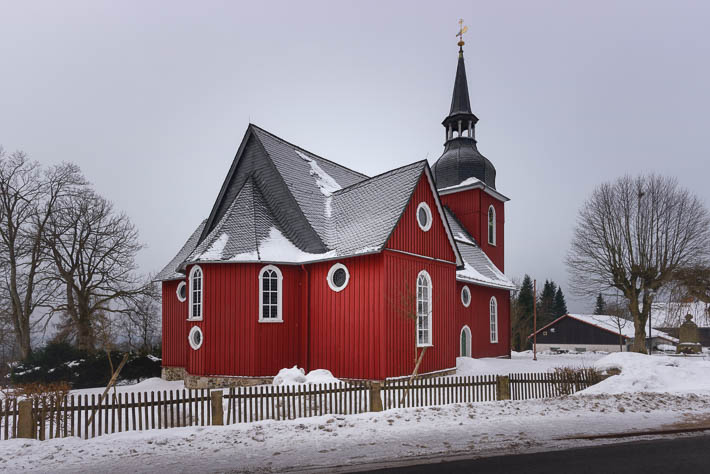 Evangelische Kirche Zur Himmelspforte im Harz