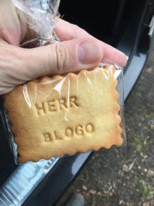 herr blogo kekse