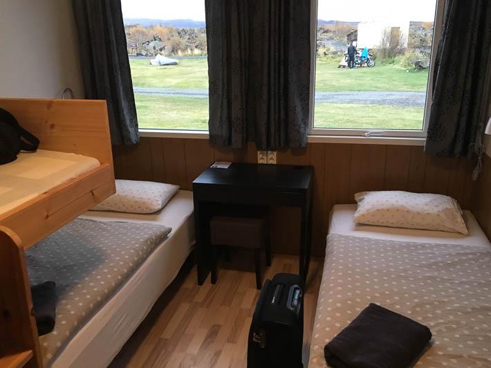 Island - Vogar Travel Service - Zimmer