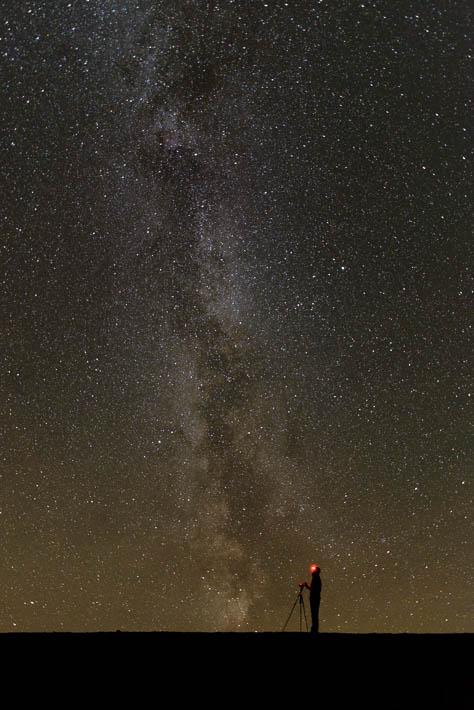 Island Milchstraße