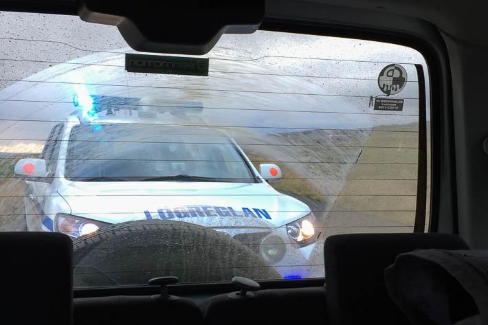 island-polizei