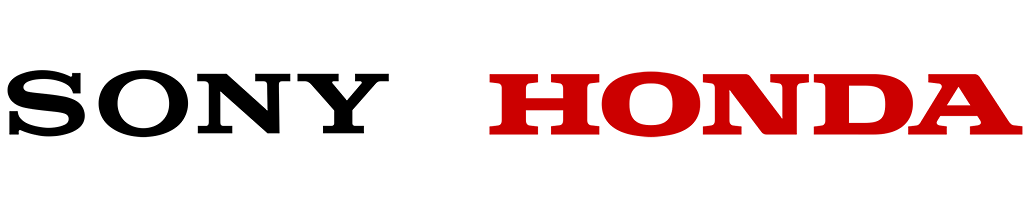 logo-design Sony Honda