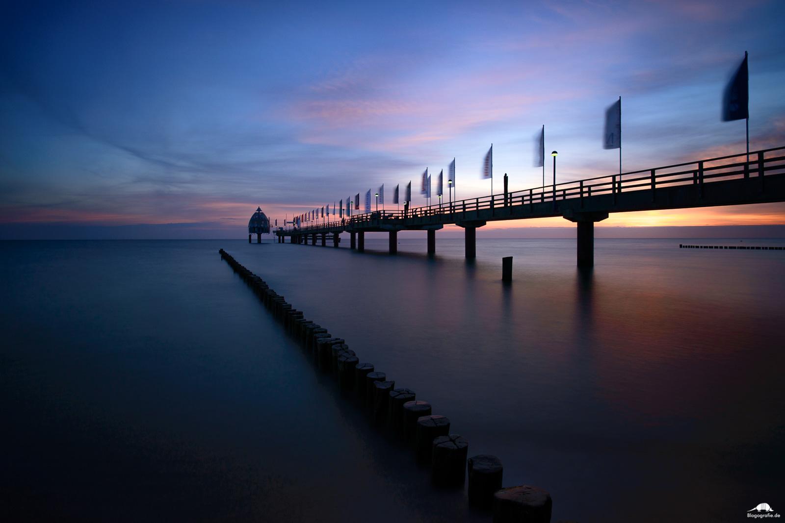 Ostsee - Zingst - Seebrücke