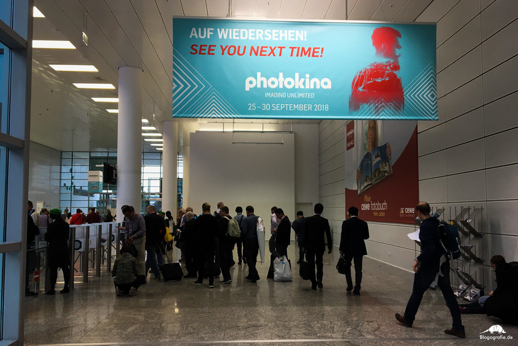 photokina - ausgang