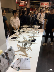 photokina - dji phantom