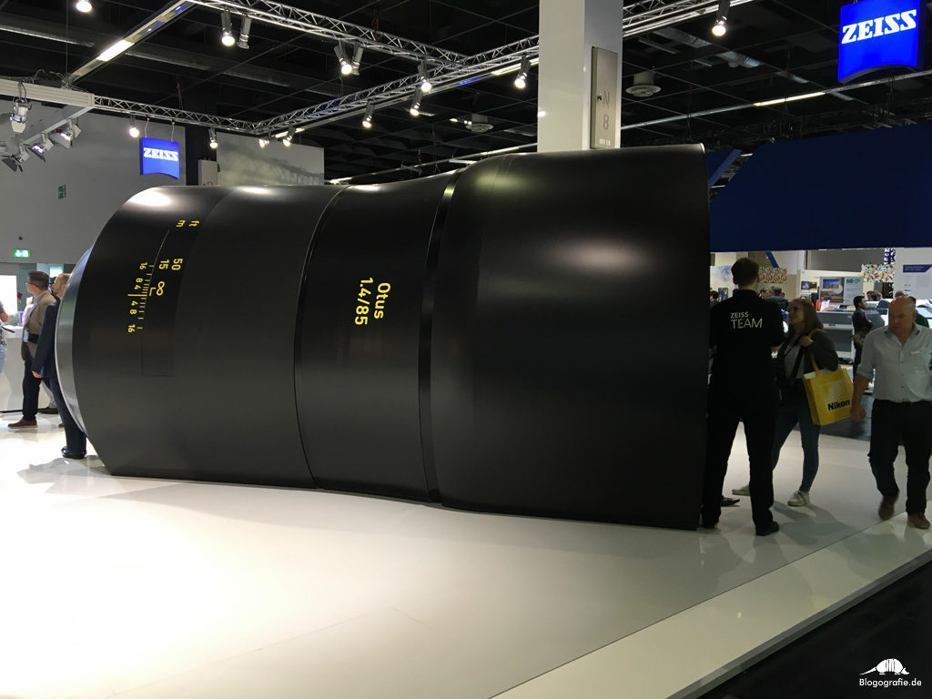 photokina - zeiss otus