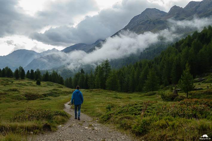 Plima Schluchtenweg - Wanderung