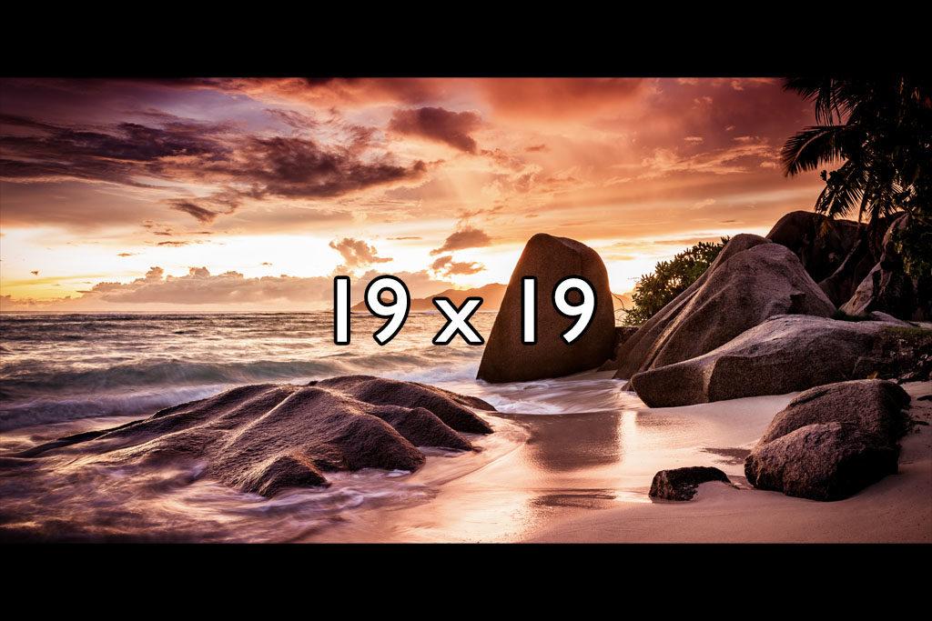 Saal Digital Fotobuch 19x19