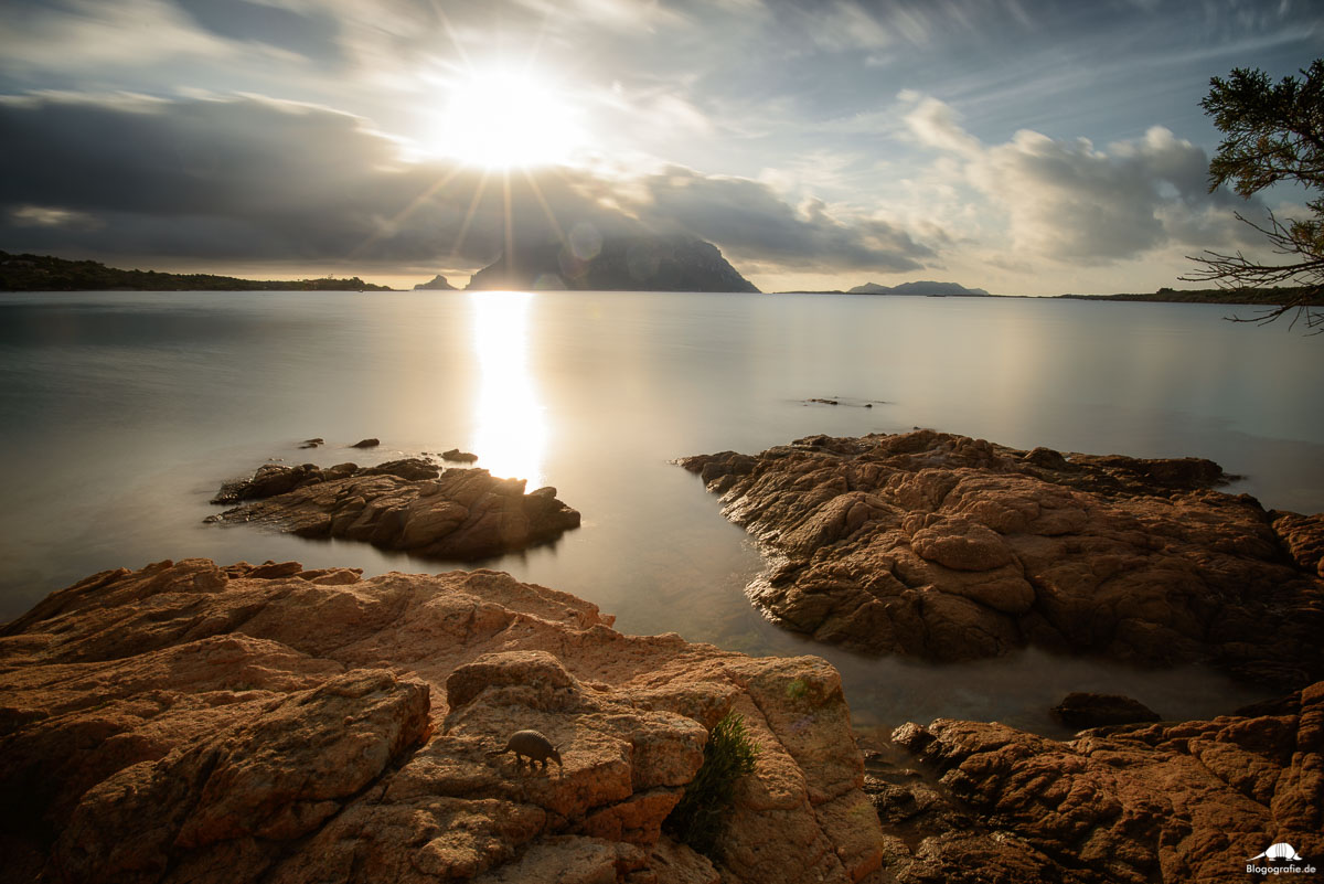 Sonnenaufgang Sardinien - Porto Istana