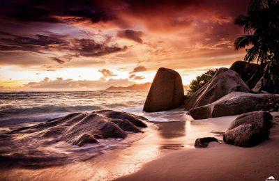Seychellen - La Digue - Anse Source D' Argent