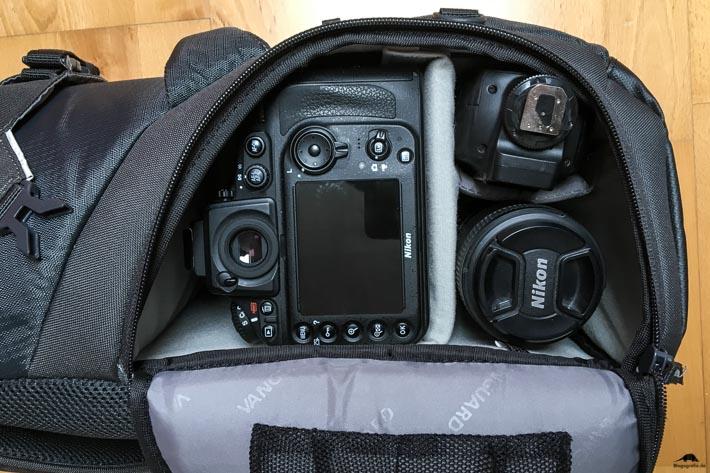 Vanguard Adaptor 46 SLR-Kamerarucksack