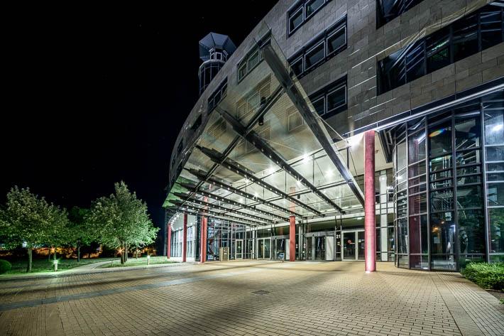 walimex pro 14mm - Architektur-Foto