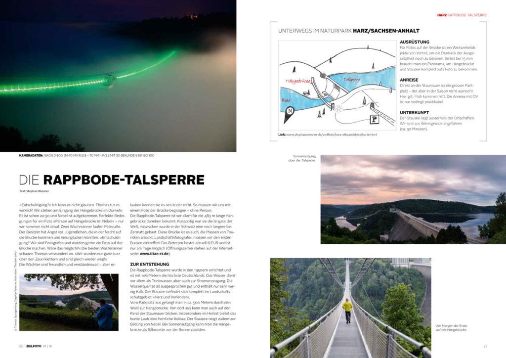 Zielfoto-Magazin - 01|2018 - Harz