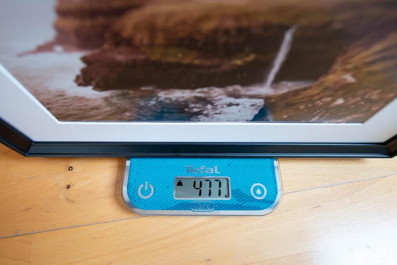 IKEA-Bilderrahmen Gewicht
