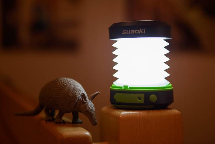 camping suaoki zeltlampe