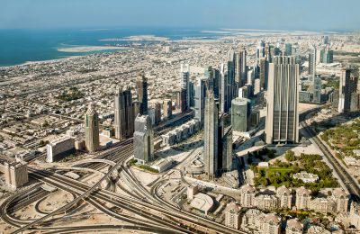 Dubai - Burj Khalifa - At the Top