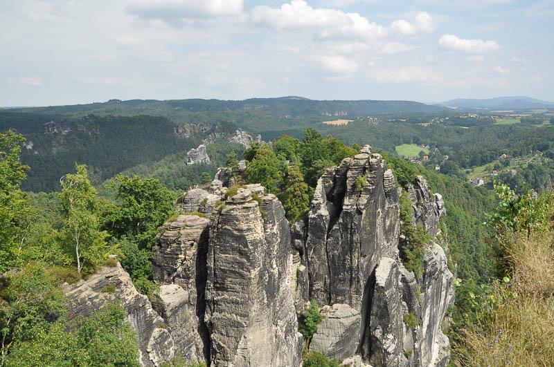 Elbsandsteingebirge - Bastei