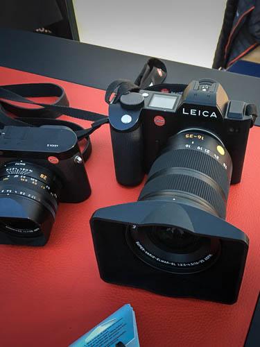 Leica auf dem Klinger Fotokosmos