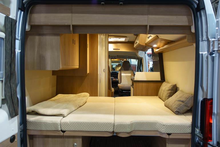 Malibu Van 540 - Bett