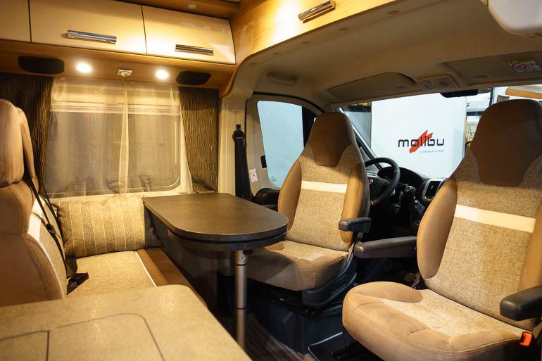 Malibu Van 540 - Tisch