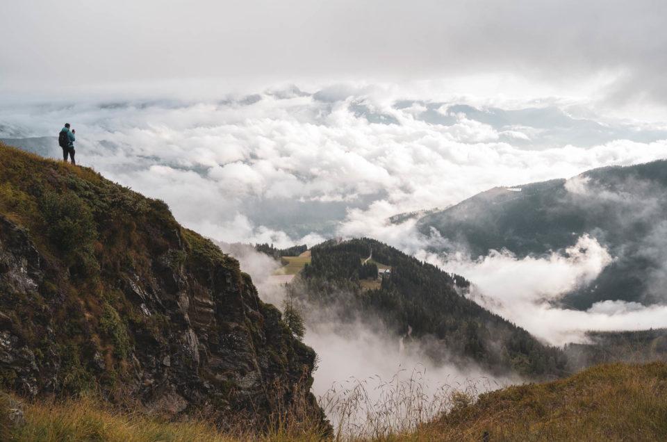 Blick von der Gasselhöhe ins Tal