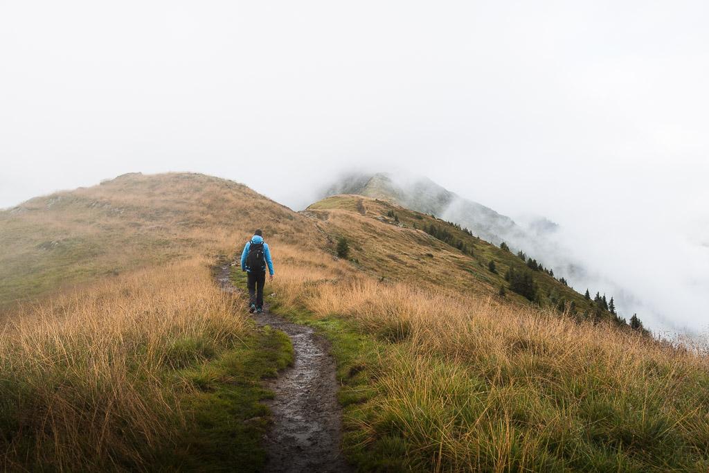 Wanderweg zur Gasselhöhe