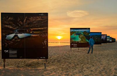 Horizonte Zingst - Fotoschau am Strand - Sonnenaufgang
