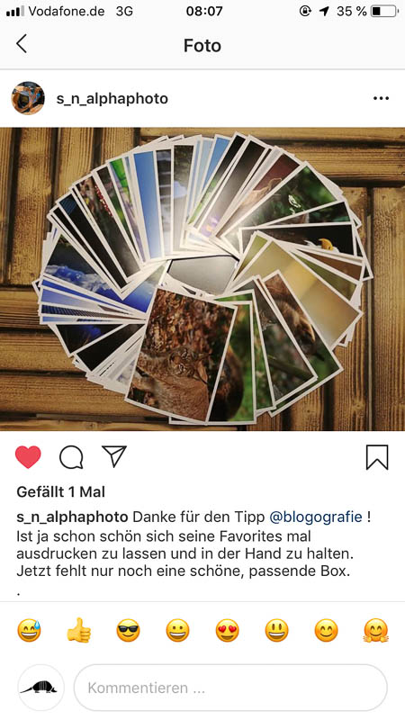 instagram-blogverweis