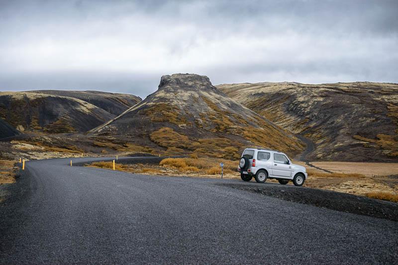 Fotoreise durch Island