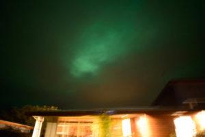 island - polarlichter - testfoto
