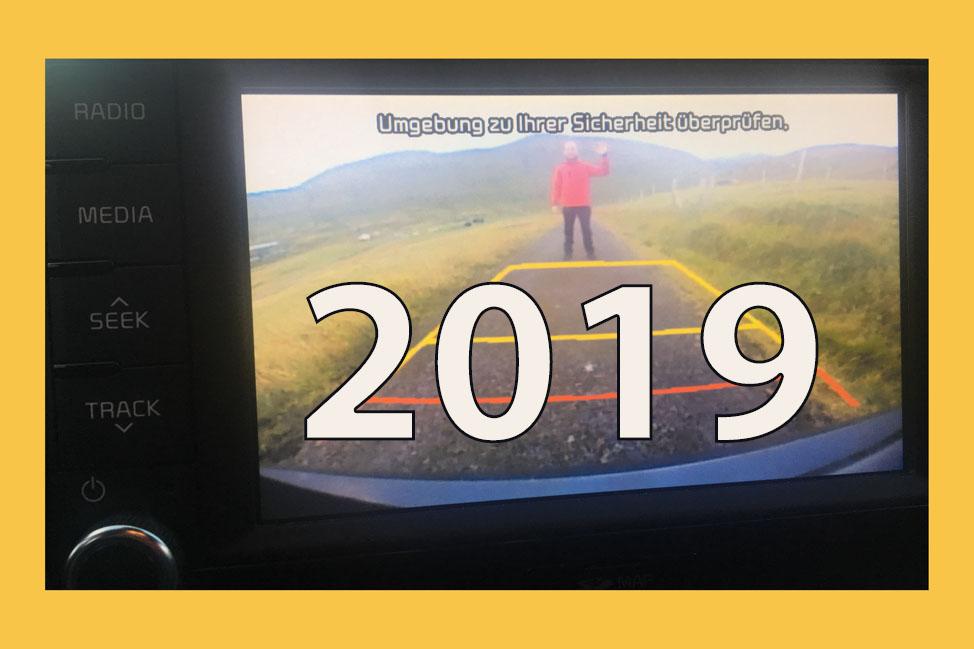 Blogografie Jahresrückblick 2019