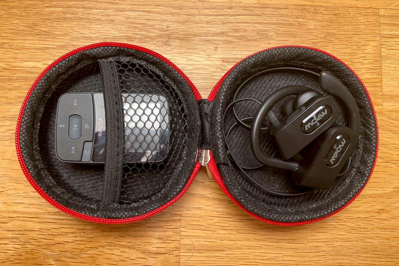 MPOW Box für Bluetooth-Kopfhörer
