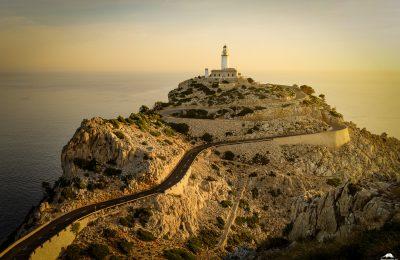 Mallorca - Cap de Formentor - Leuchtturm