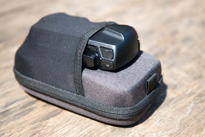 Mavic Air - Tasche und Fernbedienung