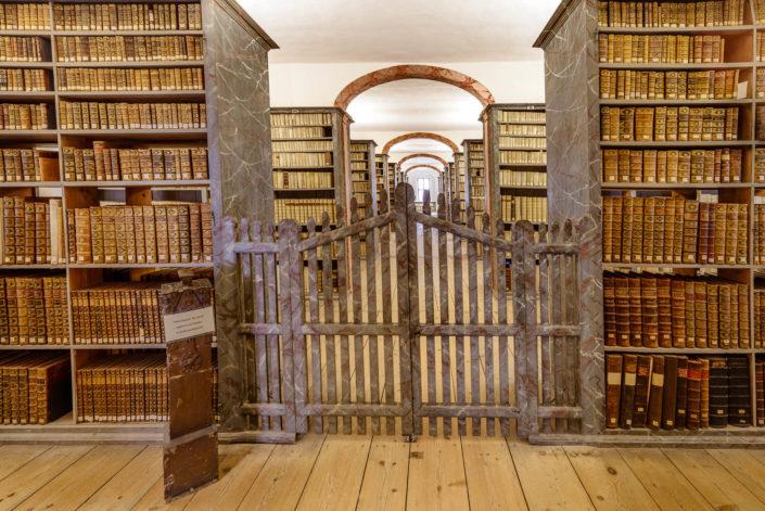 Kulissenbibliothek der Franckeschen Stiftungen