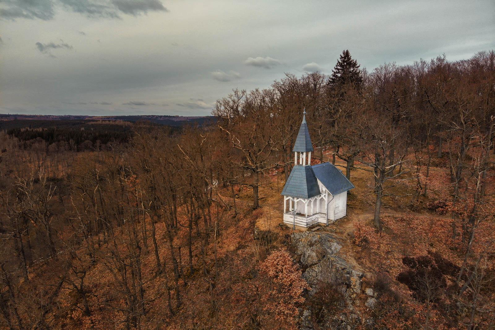 Die Köthener Hütte nahe Mägdesprung