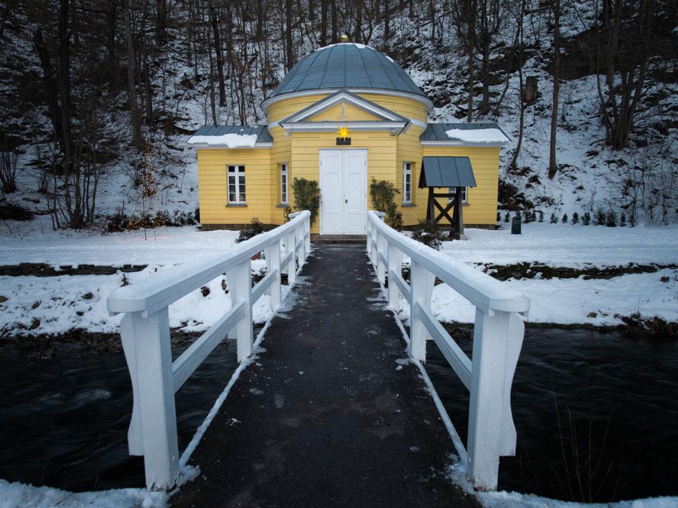 Petruskapelle Alexisbad