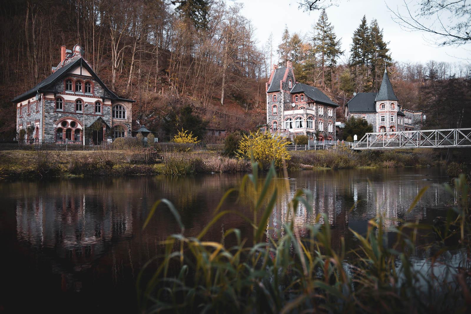 Hotel Bodeblick in Treseburg