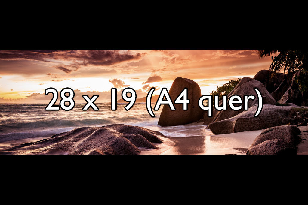 Saal Digital Fotobuch 28x19