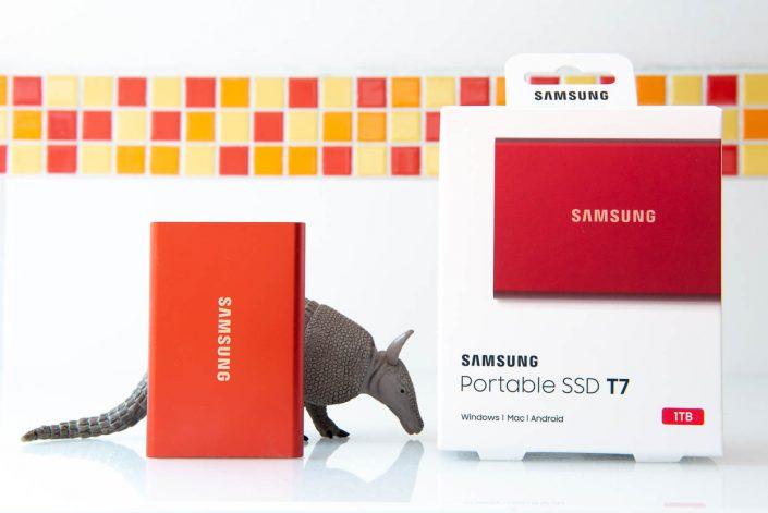 Testbericht: Samsung T7 Portable SSD - Top oder Flop?