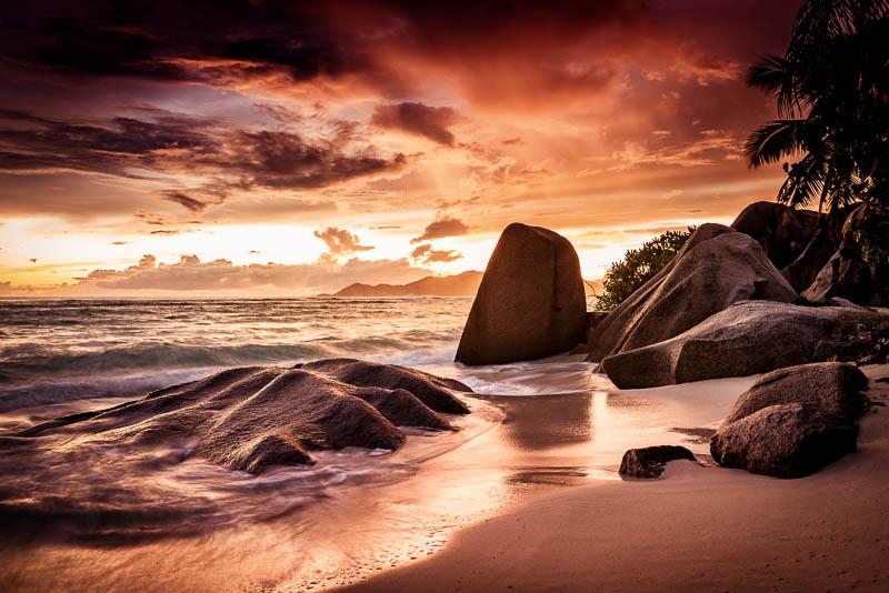 Source d'Argent auf den Seychellen