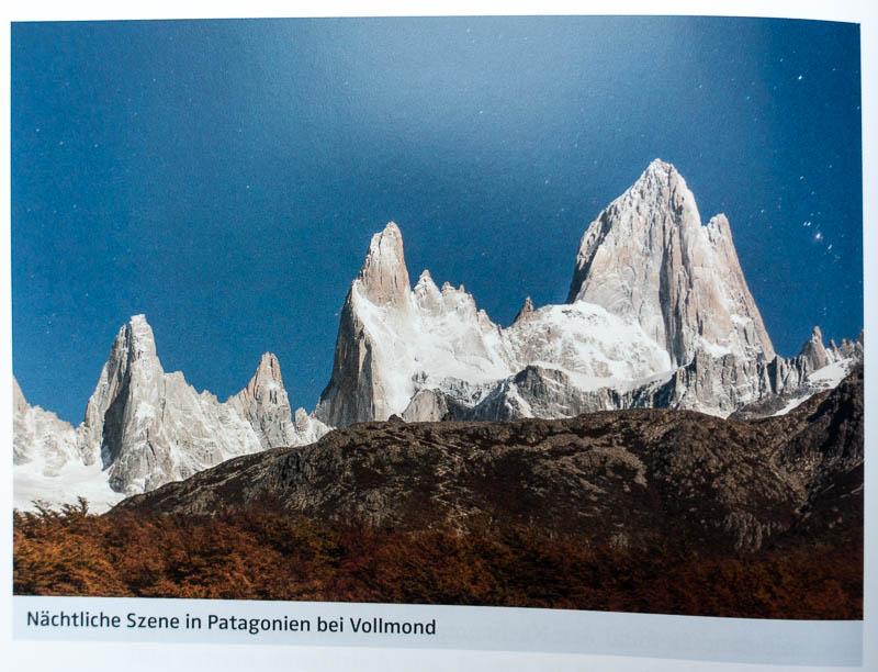 Der Start in die Landschaftsfotografie - Beispielfoto Patagonien