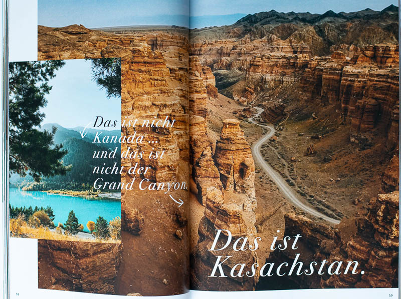 The Fernweh Collective - Das ist Kasachstan
